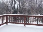 Snowfall in Dannemora
