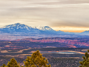 Dixie National Forest, Larb Hollow Overlook