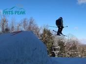 Pats Peak Snow Day