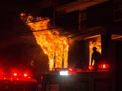 Forest Hills House Fire