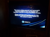 No WYFF ON DIRECTV