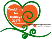 Weddings for Kidneys 2017!