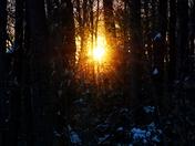 Cols Winter Sunset!