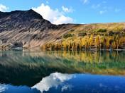 Ladyslipper Lake, BC.