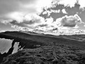 Open Alpine Ridges