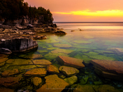 Bruce Peninsula Sunset