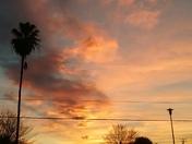 Sunrise in Rio Linda