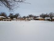Snow on Friday, January 6, 2017