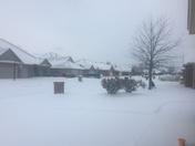 Snow NW OKC Westcliffe