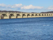 The Columbia-Wrightsville Bridge In York, PA