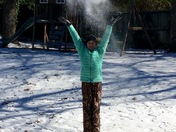Tuscaloosa Snow!