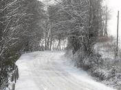 Snow in Dehart