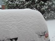 Snow in Arcadia