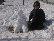 My snow twin by BJ Hayes