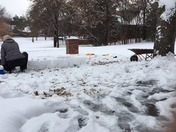 Winter Igloo