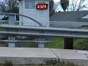 Colusa Sacramento River level