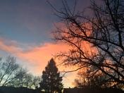 Sunrise in Albuquerque