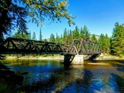 Kettle Valley Rail Bridge