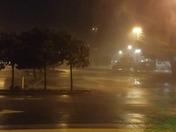 Rainstorm in Marina