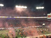 Clemson National Championship game