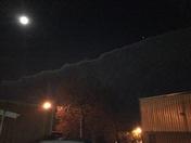 Night sky at Lake Lotawana