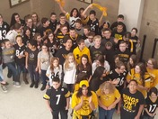 Cougar country loves the Steelers