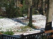 Snow, January 7, 2017
