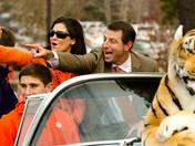 Clemson Tigers National Championship Celebration Parade