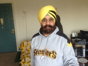 Steelers all the way