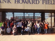 Glenview Middle 7th Grade DNA field trip