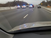 State police block traffic for morning accident on I 49