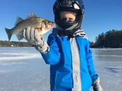 Ice Fishing Fun!