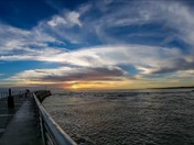 Sunrise Timelapse at Sebastian Inlet Florida