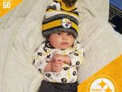 "FUTURE STEELER LINEBACKER ""PAXTON"""