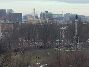 Women's March for America - Boston Common, January 21, 2017