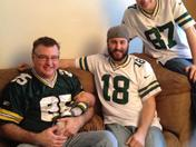3 Generations of Packer Fans