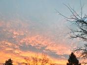Sunrise in Albuquerque (January 23rd. 2017)!