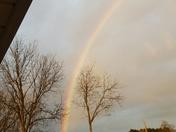 Rainbow in easley,  rock springs rd.