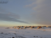 Early morning in Cambridge Bay