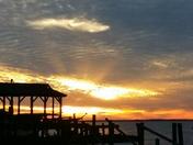 Fallstreak Sunset