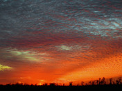 Sunset Jan 26th