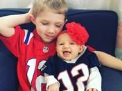 Jackson and Chloe Ross