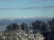 Sun Rise San Juan Mountain Peaks 1/26/17