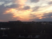 Speedway Sunset