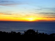 Carmel Highlands Sunset