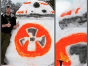 Star Wars Snowman