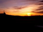 Sun raise