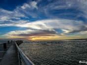 Sunrise Sebastian Inlet