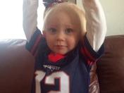 Tom Brady's # 1 Fan!