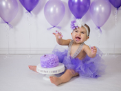 Happy 1st Birthday Thalia